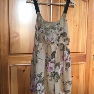 Anthropologie dress Med NWT